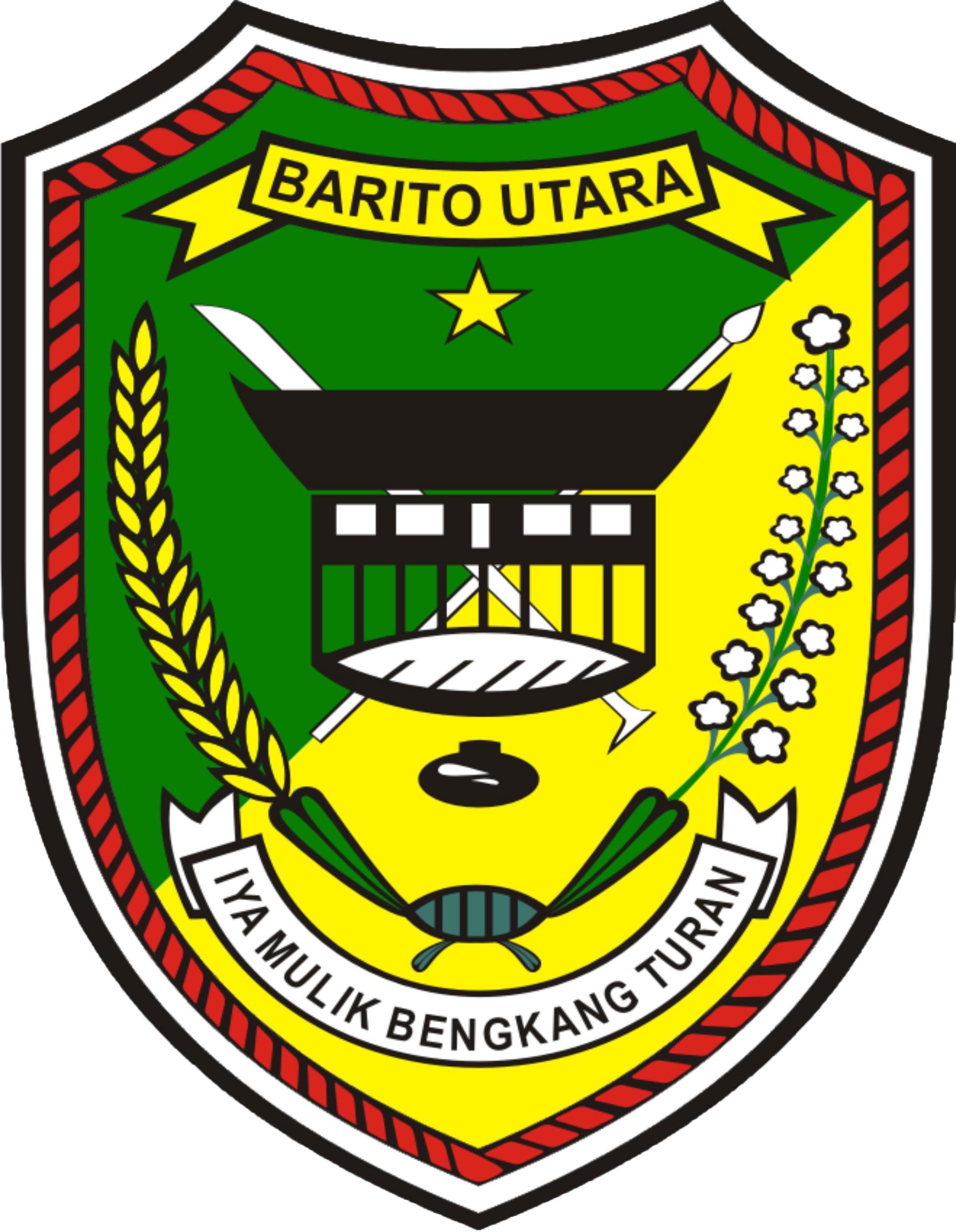 Arti Lambang Kabupaten Barito Utara Pena Aisya Blog